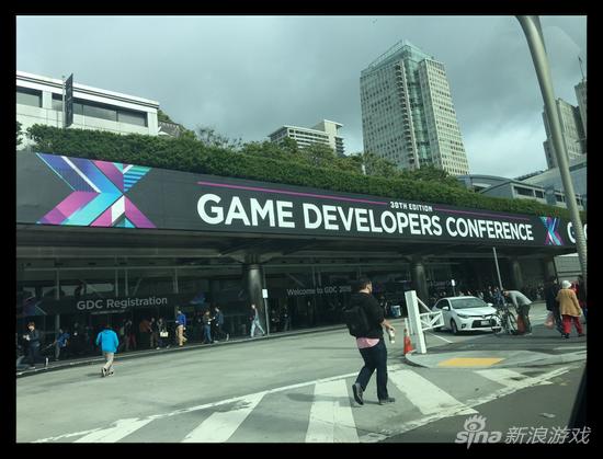 代表游戏界最高最专业水平的第三十届GDC世界游戏开发者大会—GDC2016