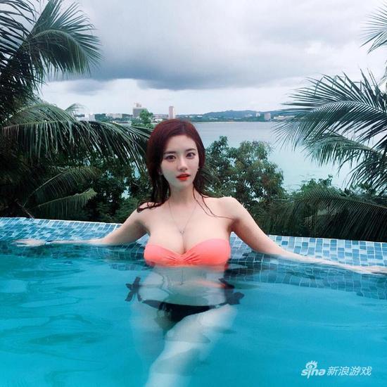 韩申颖在韩国的人气很高