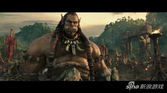 改编游戏电影《魔兽:崛起》最新发布预告人兽伦理韩国大战完整电影在线观看图片