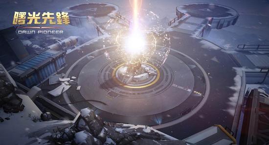 超能战士大战机甲 曙光先锋世界观解读
