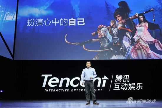 腾讯互动娱乐合作产品部总经理黄凌冬