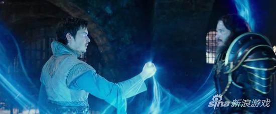 细节超还原 特效好顶赞 电影《魔兽》放新预告