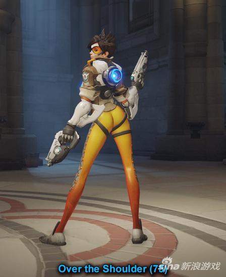 游戏女角色太性感与气质不符遭批评