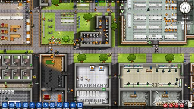 独立游戏《监狱建筑师》