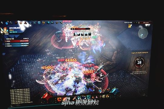 奇迹MU正统续作《MU Legend》游戏截图
