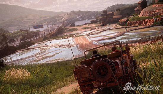 《神秘海域4》中会前往马达加斯加