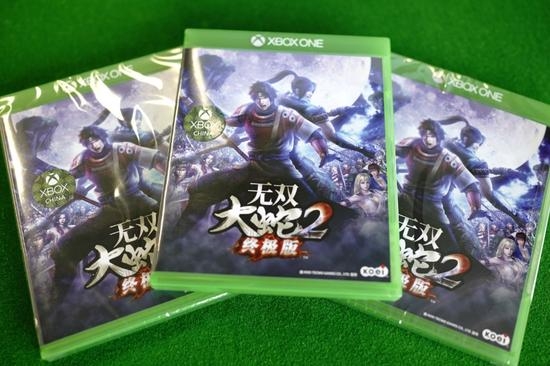 Xbox国行版无双大蛇2终极版 为玩家带来极致角色对决体验
