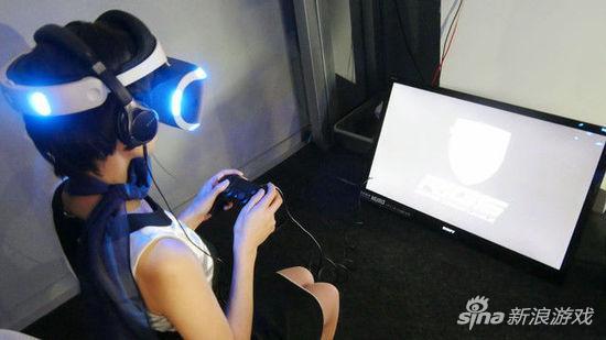 PS VR是美国玩家第二关注的VR设备