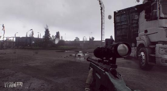 首次亮相的俄罗斯SV-98狙击步枪