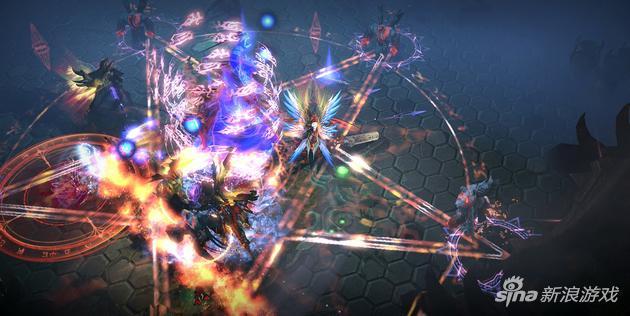 《奇迹2:传奇》战斗截图