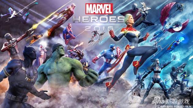 漫威英雄2016今夏进军亚洲市场,将推出中文版