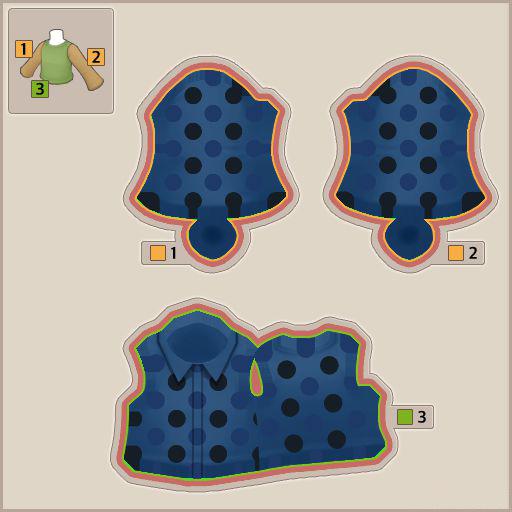 冒险岛2diy时装设计图纸汇总 时装设计图纸大全