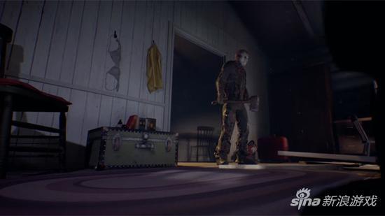 久负盛名的恐怖手机题材《十三号星期五》(fridaythe13th)游戏版4inlove电视剧作品图片