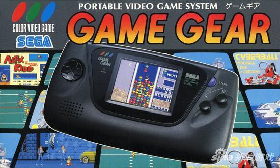 90年的彩屏掌机只能说是黑科技