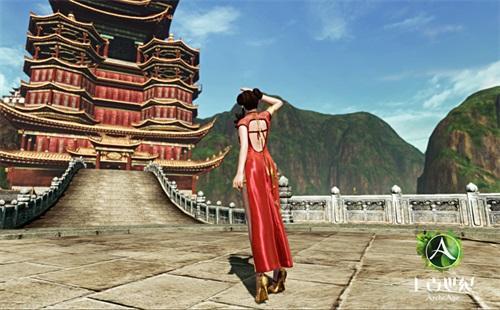 《上古世纪》中国风内容