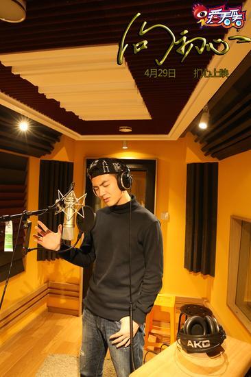 刘瑜峰为《问初心》主题曲作曲