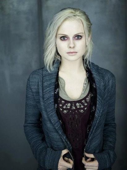 《我是僵尸》女主角