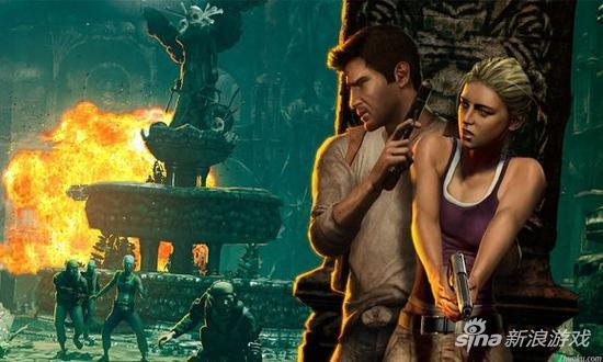 《神秘海域》从初代开始就在探索PS3机能的极限
