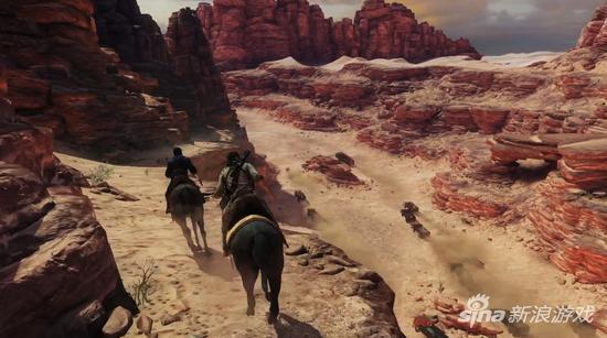 还记得这场精彩绝伦的沙漠追逐吗