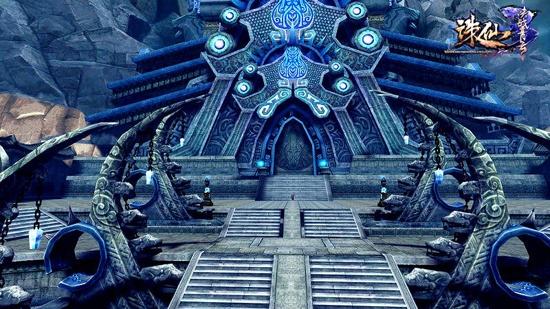 《诛仙3》灵境战场