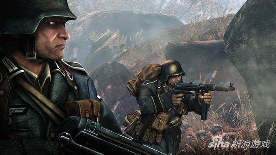 《敌军前线》未能收获好评