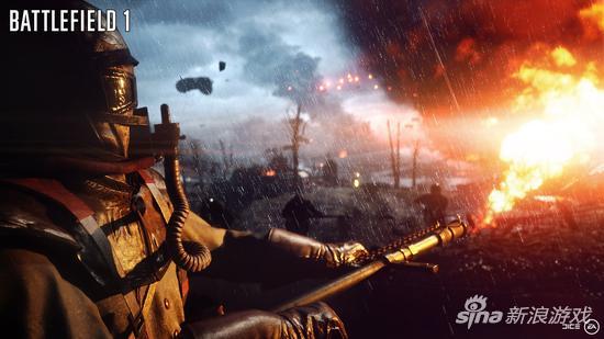 也许《战地1》就将成为下一个FPS拐点之作