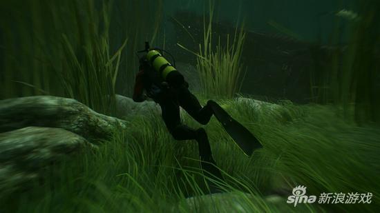 水下风光一样美