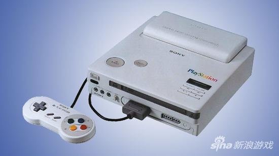 与任天堂合作的破裂 才激发了索尼的独立品牌PlayStation