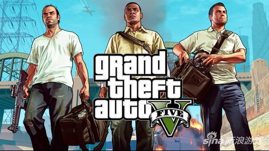 《GTA5》经常因暴力内容而被批判