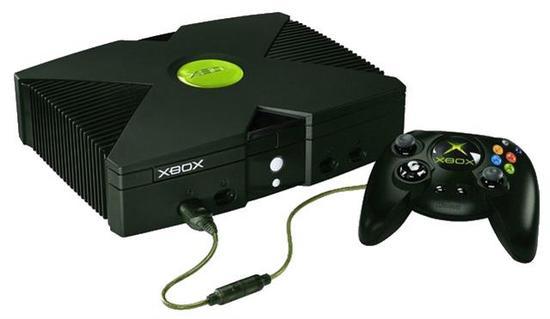 初代XBOX以强悍的软件阵容与PS2争夺核心市场