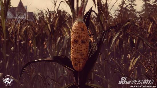 奇葩游戏《玉米》公布 超强画面主角却是个成人版..