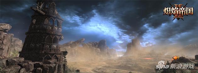 《炽焰帝国2》PC版客户端并无缩水