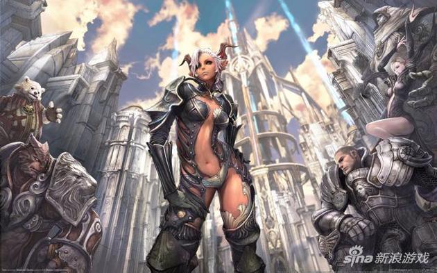 《TERA》计划登陆PS4及Xbox One平台