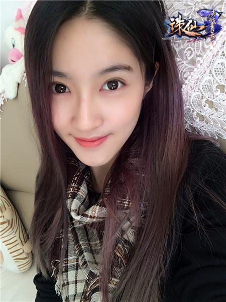 """《诛仙3》潮牌美女设计师""""潘潘"""""""