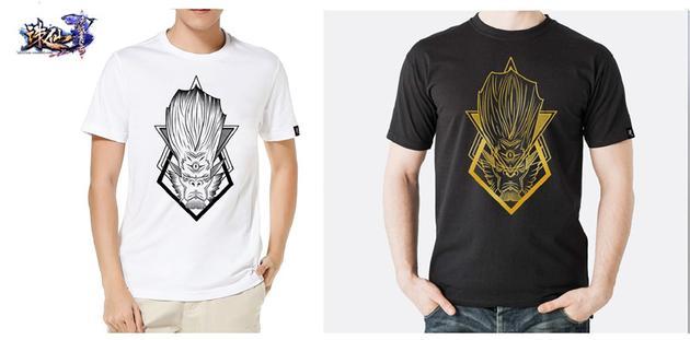 《诛仙3》首批潮品T-恤预售