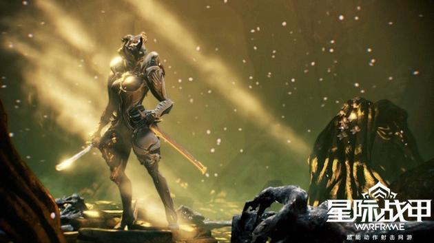 《星际战甲》新英雄圣装剧毒之触