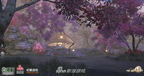 《古剑奇谭网络版》 更多神秘场景等待玩家未来的感受和探索