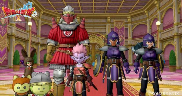 玩家在游戏里结识形形色色的人