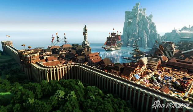 《我的世界》游戏截图
