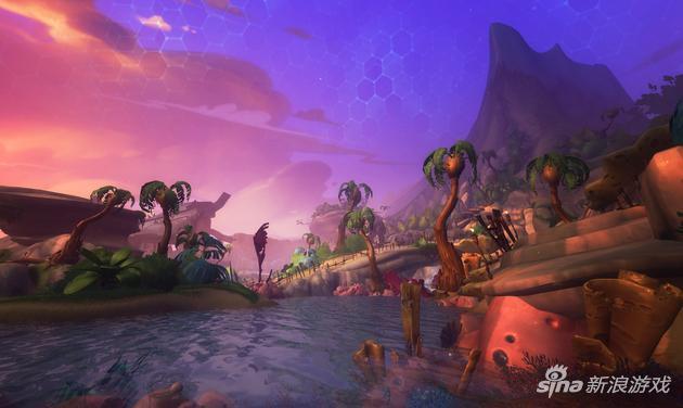 《狂野星球》游戏截图