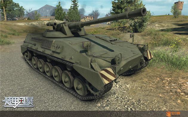 德系侦察战车AIFSV