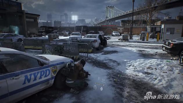 《全境封锁》玩家人数一直在下降