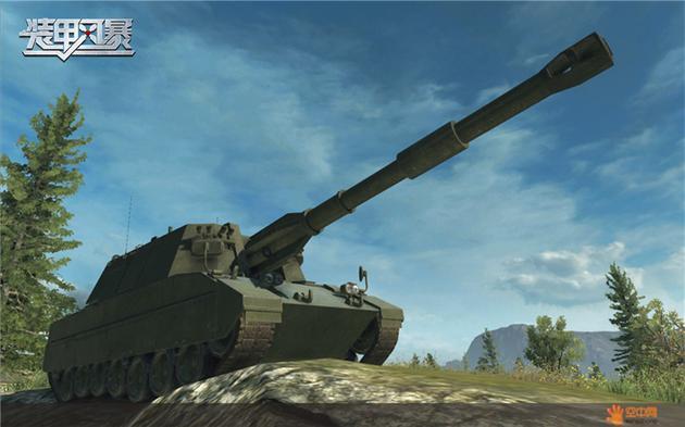 德系自行火炮帕尔马利亚