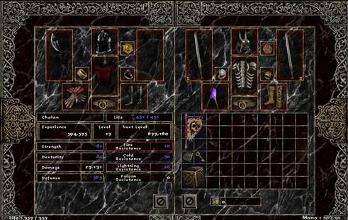 Diablo II Lord of Destruction Full Version Game
