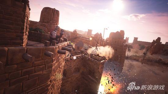 《柯南时代:流亡》最新游戏截图