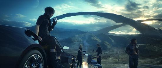 《终极幻想15》的成败很可能改变未来十年日本主机业的走向