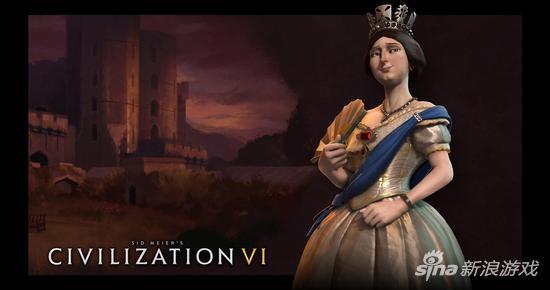 英国势力领袖女王维多利亚