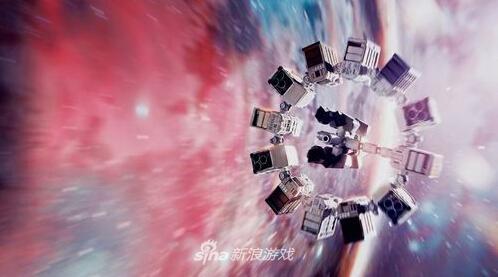 《星际穿越》