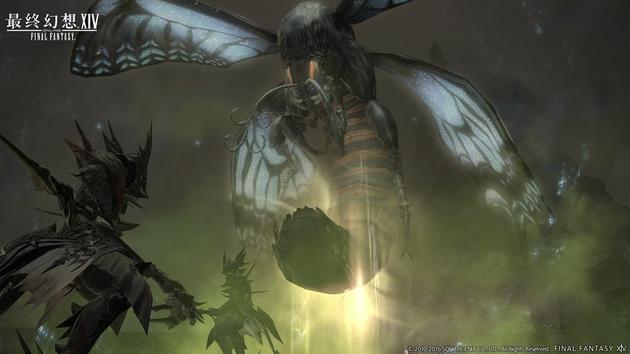 《最终幻想14》新版本新内容
