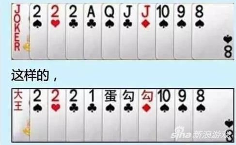 流传甚广的一张图(恶搞),讽刺了游戏审核条例中关于中英文的相关规定